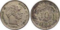 10 Öre 1 1886  CS Dänemark Christian IX. 1863-1906. selten, sehr schön ... 150,00 EUR  zzgl. 3,50 EUR Versand