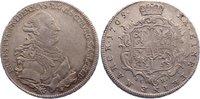 1/2 Taler 1765  IC Sachsen-Coburg-Saalfeld Ernst Friedrich 1764-1800. s... 445,00 EUR kostenloser Versand
