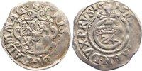 1/24 Taler 1616 Magdeburg, Erzbistum Christian Wilhelm von Brandenburg ... 35,00 EUR  zzgl. 3,50 EUR Versand