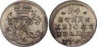 1/24 Taler 1760 Sachsen-Hildburghausen Ernst Friedrich Karl 1745-1780. ... 50,00 EUR  zzgl. 3,50 EUR Versand