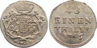 1/48 Taler 1756  FW Sachsen-Albertinische Linie Friedrich August II. 17... 80,00 EUR  zzgl. 3,50 EUR Versand