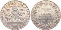 Taler 1865  B Bremen, Stadt  min. Kratzer, vorzüglich  95,00 EUR  zzgl. 3,50 EUR Versand