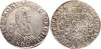 1/3 Taler 1668  CR Sachsen-Albertinische Linie Johann Georg II. 1656-16... 90,00 EUR  zzgl. 3,50 EUR Versand