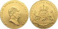 Dukat 1816 Bayern Maximilian I. Joseph 1806-1825. am Rand leicht justie... 1425,00 EUR kostenloser Versand