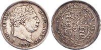 Shilling 1820 Großbritannien George III. 1760-1820. sehr schön +  60,00 EUR  zzgl. 3,50 EUR Versand
