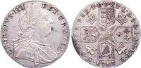 Shilling 1787 Großbritannien George III. 1760-1820. zaponiert, sehr sch... 65,00 EUR  zzgl. 3,50 EUR Versand