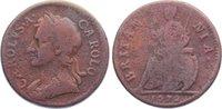 Cu Farthing 1672 Großbritannien Charles II. 1660-1685. schön  30,00 EUR  zzgl. 3,50 EUR Versand