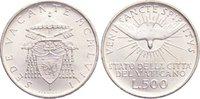 500 Lire 1958 Vatikan Sedisvakanz 1958. vorzüglich - Stempelglanz  25,00 EUR  zzgl. 3,50 EUR Versand