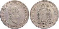 Piastra zu 120 Grana 1818 Italien-Neapel und Sizilien Ferdinand IV. von... 120,00 EUR  zzgl. 3,50 EUR Versand