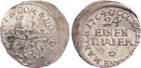 1/24 Taler 1764  IC Reuss, jüngere Linie (Gera) Heinrich XXX. 1748-1802... 145,00 EUR  zzgl. 3,50 EUR Versand