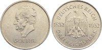 3 Reichsmark 1932  E Weimarer Republik Gedenkmünzen 1918-1933. kl. Krat... 90,00 EUR  zzgl. 3,50 EUR Versand