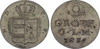 2 Grote 1815 Oldenburg Peter Friedrich Wilhelm 1785-1823. kl. Schrötlin... 95,00 EUR  zzgl. 3,50 EUR Versand