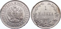 Markka 1908  L Finnland Nikolaus II. von Rußland 1894-1917. Randfehler,... 65,00 EUR  zzgl. 3,50 EUR Versand
