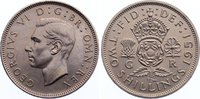 Florin 1951 Großbritannien George VI. 1936-1952. unzirkuliert  30,00 EUR  zzgl. 3,50 EUR Versand