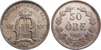 50 Öre 1 1883  EB Schweden Oskar II. 1872-1907. leichte Patina, Poliert... 375,00 EUR kostenloser Versand