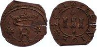 Kipper 3 Pfennige 1621 Regenstein, Grafschaft Friedrich Ulrich von Brau... 50,00 EUR  zzgl. 3,50 EUR Versand