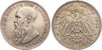 3 Mark 1913  D Sachsen-Meiningen Georg II. 1866-1914. fast vorzüglich  175,00 EUR  zzgl. 3,50 EUR Versand