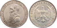3 Reichsmark 1927  F Weimarer Republik Gedenkmünzen 1918-1933. vorzügli... 325,00 EUR  zzgl. 3,50 EUR Versand