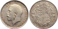 Halfcrown 1914 Großbritannien George V. 1910-1936. Randfehler, sehr sch... 20,00 EUR  zzgl. 3,50 EUR Versand