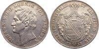 Doppeltaler 1858  F Sachsen-Albertinische Linie Johann 1854-1873. min. ... 225,00 EUR  zzgl. 3,50 EUR Versand