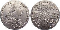 Shilling 1787 Großbritannien George III. 1760-1820. sehr schön - vorzüg... 65,00 EUR  zzgl. 3,50 EUR Versand