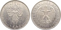 5 Reichsmark 1929  E Weimarer Republik Gedenkmünzen 1918-1933. fast vor... 315,00 EUR  zzgl. 3,50 EUR Versand