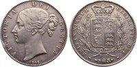 Crown 1845 Großbritannien Victoria 1837-1901. Randfehler, sehr schön  175,00 EUR  zzgl. 3,50 EUR Versand