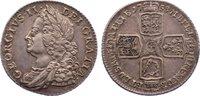 Shilling 1758 Großbritannien George II. 1727-1760. vorzüglich  175,00 EUR  zzgl. 3,50 EUR Versand