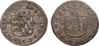 Kreuzer 1693 Württemberg Eberhard Ludwig 1693-1733. min. Prägeschwäche,... 25,00 EUR  zzgl. 3,50 EUR Versand