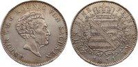 Taler 1831  S Sachsen-Albertinische Linie Anton 1827-1836. kl. Randfehl... 90,00 EUR  zzgl. 3,50 EUR Versand