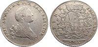 Taler 1765 Sachsen-Albertinische Linie Friedrich August III. 1763-1806.... 125,00 EUR  zzgl. 3,50 EUR Versand