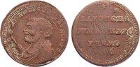 Cu 2 1/2 Baiocchi 1796 Italien-Kirchenstaat Pius VI. (Giovanni Angelo B... 35,00 EUR  zzgl. 3,50 EUR Versand