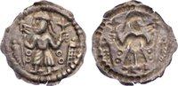 Brakteat  1146-1154 Dänemark Anonym Nordjütland 1146-1154. selten, fast... 2200,00 EUR kostenloser Versand