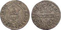 3 Mark 1754 Aachen Städtische Prägungen. sehr schön  65,00 EUR  zzgl. 3,50 EUR Versand