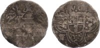 Sechser 1726 Konstanz, Stadt  selten, Knickspur, schön - sehr schön  75,00 EUR  zzgl. 3,50 EUR Versand