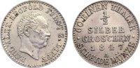 1/2 Silbergroschen 1847  A Lippe-Detmold Paul Alexander Leopold 1820-18... 95,00 EUR  zzgl. 3,50 EUR Versand