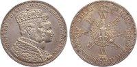 Krönungstaler 1 1861  A Brandenburg-Preußen Wilhelm I. 1861-1888. sehr ... 33,00 EUR  zzgl. 3,50 EUR Versand