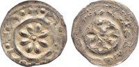 Pfennig 1286-1296 Bamberg, Bistum Arnold von Solms 1286-1296. Prägeschw... 35,00 EUR  zzgl. 3,50 EUR Versand