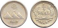 1/4 Real 1889 Guatemala Republik. prägefrisch  15,00 EUR  zzgl. 1,00 EUR Versand