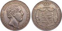 Doppeltaler 1842  G Sachsen-Albertinische Linie Friedrich August II. 18... 295,00 EUR  zzgl. 3,50 EUR Versand