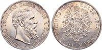 5 Mark 1888  A Preußen Friedrich III. 1888. kl. Schrötlingsfehler, vorz... 160,00 EUR  zzgl. 3,50 EUR Versand