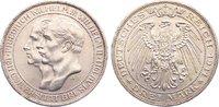 3 Mark 1911  A Preußen Wilhelm II. 1888-1918. min. Randfehler, fast vor... 40,00 EUR  zzgl. 3,50 EUR Versand