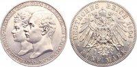 5 Mark 1904  A Mecklenburg-Schwerin Friedrich Franz IV. 1897-1918. fast... 180,00 EUR  zzgl. 3,50 EUR Versand