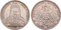 3 Mark 1913  E Sachsen Friedrich August III. 1904-1918. Kratzer, vorzüg... 25,00 EUR  zzgl. 3,50 EUR Versand