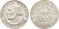 2 Reichsmark 1933  A Drittes Reich Gedenkmünzen 1933-1945. sehr schön  18,00 EUR  zzgl. 3,50 EUR Versand