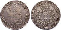 Écu de Béarn à la vieille tête 1772 1772 Frankreich Ludwig XV. 1715-177... 80,00 EUR  zzgl. 3,50 EUR Versand