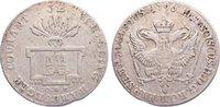 32 Schilling 1796 Hamburg, Stadt  fast sehr schön  50,00 EUR  zzgl. 3,50 EUR Versand