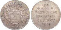 32 Schilling 1808 Hamburg, Stadt  sehr schön +  115,00 EUR  zzgl. 3,50 EUR Versand
