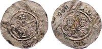 Denar 1109-1118  Böhmen Wladislaus I. 1109-1118 und 1120-1125. selten, ... 285,00 EUR  zzgl. 3,50 EUR Versand