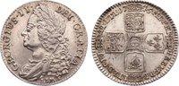Shilling 1745 Großbritannien George II. 1727-1760. vorzüglich  325,00 EUR  zzgl. 3,50 EUR Versand